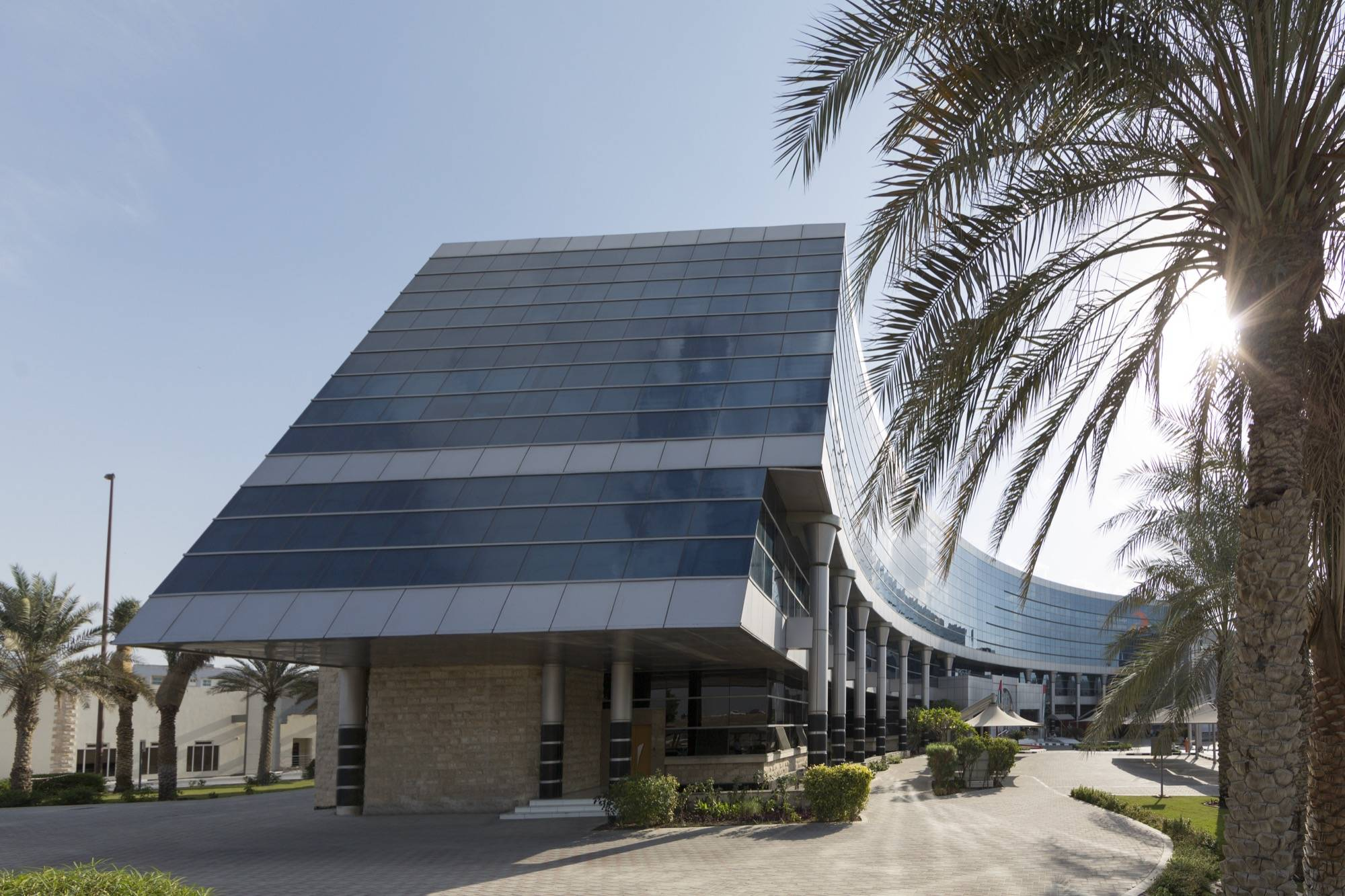 DUBAI TRANSPORT CORPORATION HEADQUARTERS
