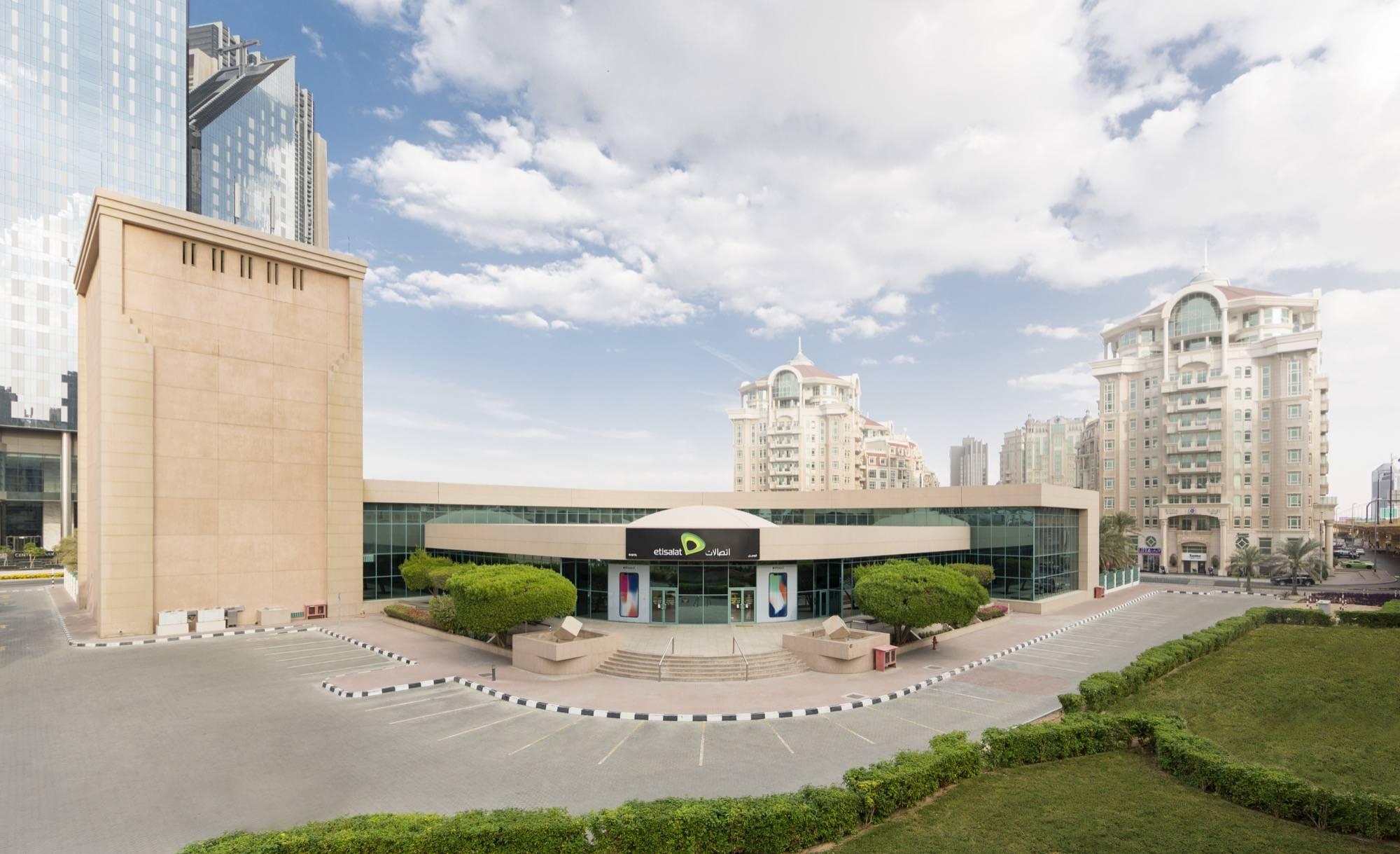 ETISALAT BUILDING